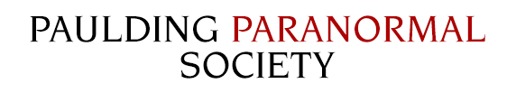 Paulding Paranormal Society - Investigating The Paranormal